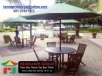 Harga Tenda Payung Kayu Jati Surabaya