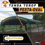 Harga Tenda Terop Lengkung Surabaya