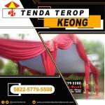 Harga Tenda Terop Keong Surabaya