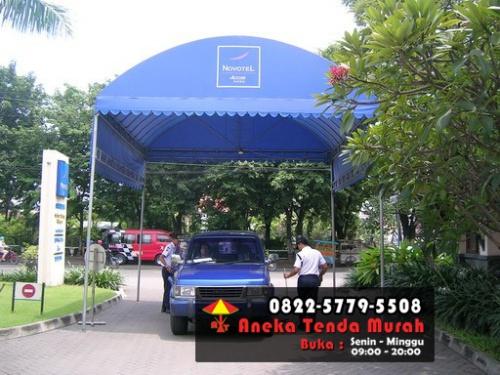 Harga Tenda Terop Oval Surabaya